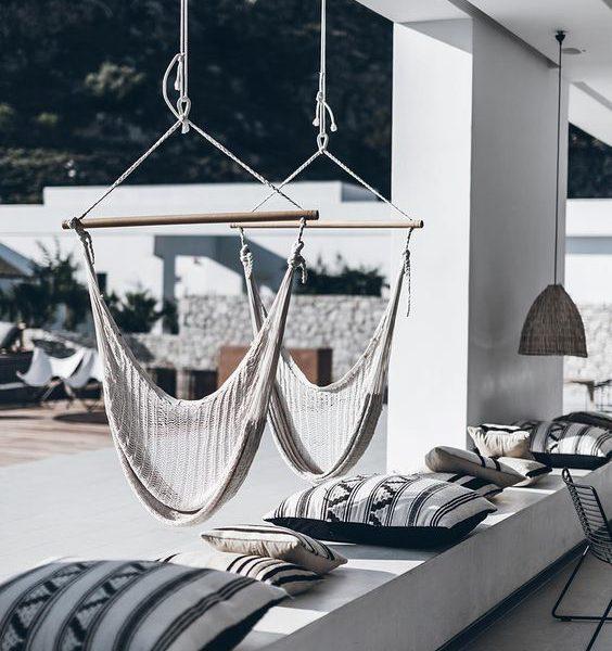outdoor hammocks